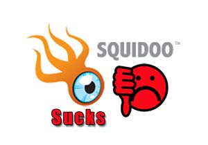 Squidoo Still Sucks
